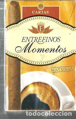 BARAJA NAIPES ENTREFINOS MOMENTOS - BCH - ( HERACLIO FOURNIER ) (Juguetes y Juegos - Cartas y Naipes - Otras Barajas)