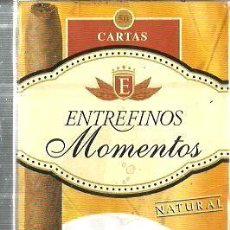 Barajas de cartas: BARAJA NAIPES ENTREFINOS MOMENTOS - BCH - ( HERACLIO FOURNIER ) . Lote 100315299