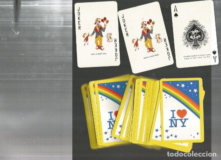 BARAJA I LOVE NEW YORK (Juguetes y Juegos - Cartas y Naipes - Barajas de Póker)