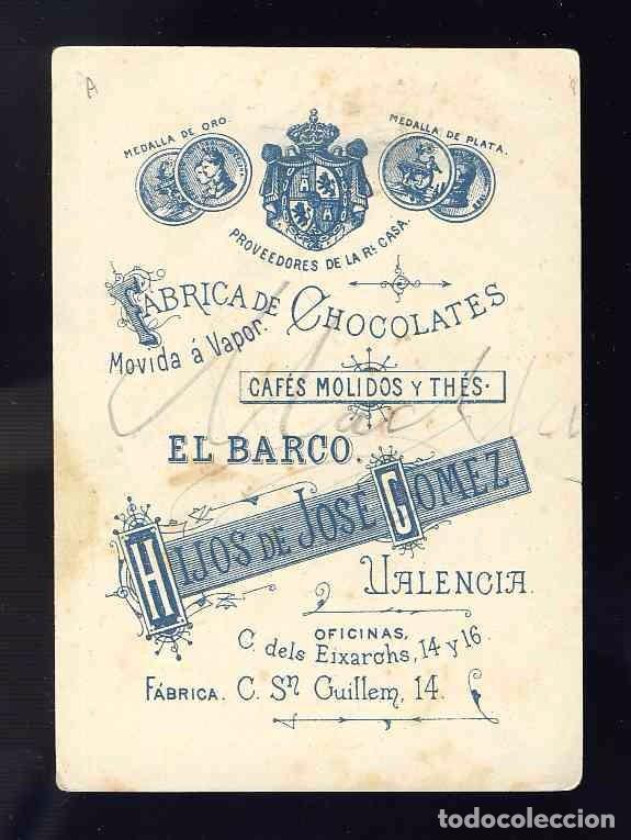 Barajas de cartas: Baraja de Chocolates El Barco, grande: 6 de Oros - Foto 2 - 100359347