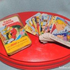 Jeux de cartes: BARAJA DE CARTAS MINI , FLASH GORDON , DE HERACLIO FOURNIER 1978, COMPLETA CON INSTRUCCIONES Y CAJA.. Lote 100367247