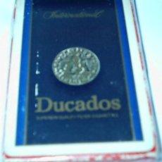 Barajas de cartas: BARAJA DE CARTAS DUCADOS INTERNATIONAL - FOURNIER VICTORIA 40 CARTAS FIBRA MARFIL- SIN USO. Lote 100383095