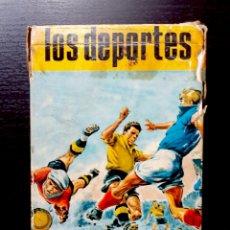 Jeux de cartes: BARAJA DE CARTAS HERACLIO FOURNIER LOS DEPORTES - AÑO 1965 VITORA FERNAND NATHAN. Lote 100909688