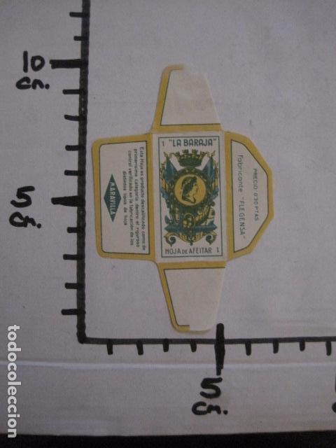Barajas de cartas: BARAJA FUNDAS HOJAS DE AFEITAR MARAVILLA - COMPLETA 48 CROMO FUNDAS - VER FOTOS - (V-12.435) - Foto 19 - 101999323