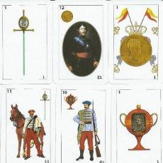 Barajas de cartas: BARAJA ESPAÑOLA CARLISTA-AÑO 2000. Lote 122923016