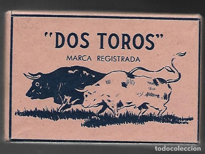 BARAJA PANGUINGUE LOS DOS TOROS, JUAN ROURA, 240 CARTAS DE 1940. (Juguetes y Juegos - Cartas y Naipes - Baraja Española)