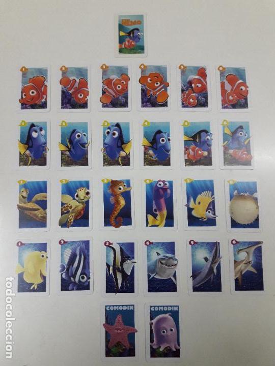 Barajas de cartas: CUATRO MINI BARAJAS INFANTILES . REALIZADAS POR FOURNIER . TOY STORY - LOS INCREIBLES - CARS - NEMO - Foto 6 - 102965111