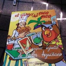 Barajas de cartas: JUEGO DE CARTAS FOURNIER INFANTIL DE KARLOS ARGUIÑANO. Lote 103202655