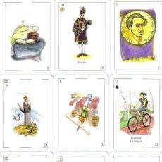 Barajas de cartas: BARAJA ESPAÑOLA BARRIO DEL CRISTO DE PALENCIA-AÑO 2013. Lote 113112382