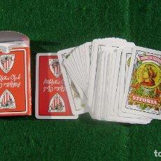 Barajas de cartas: BARAJA FOURNIER ATHLETIC DE BILBAO MUY BUEN ESTADO CN 3. Lote 103350399