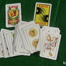 Barajas de cartas: BARAJA COMAS REVERSO PIRELLI CN 3. Lote 103350591