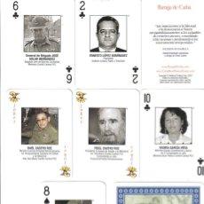 Barajas de cartas: BARAJA ESPECIAL DE CUBA-AÑO 2003. Lote 103405259