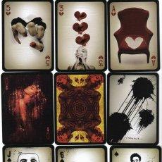 Barajas de cartas: BARAJA ESPECIAL BOURBON FOUR ROSES-AÑO 2010. Lote 104816598