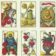 Barajas de cartas: BARAJA ESPAÑOLA EL QUIJOTE E.PASTOR-FOURNIER-AÑO 1993. Lote 103411535