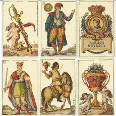 Barajas de cartas: BARAJA ESPAÑOLA GOYESCA-FOURNIER-AÑO 1982. Lote 236432910