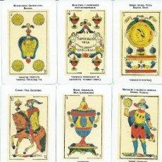 Barajas de cartas: BARAJA ESPAÑOLA PARA HECHAR LAS CARTAS-AÑO 2010. Lote 103422623