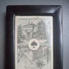 Barajas de cartas: BARAJA DE CARTAS IMPERIAL FRANCIA SIGLO XIX 1860 REPRODUCCIÓN MODERNA NUEVA EN SU CAJA. Lote 103441898