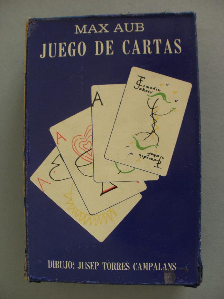 Barajas de cartas: JUEGO DE CARTAS MAX AUB MEXICO 1964 BARAJA NAIPES DIBUJOS JUSEP TORRES CAMPALANS - Foto 3 - 53766737