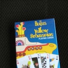 Barajas de cartas: BEATLES JUEGO COMPLETO NUEVO CARTAS NAIPES JUEGOS DE MESA ORIGINAL . Lote 103492191