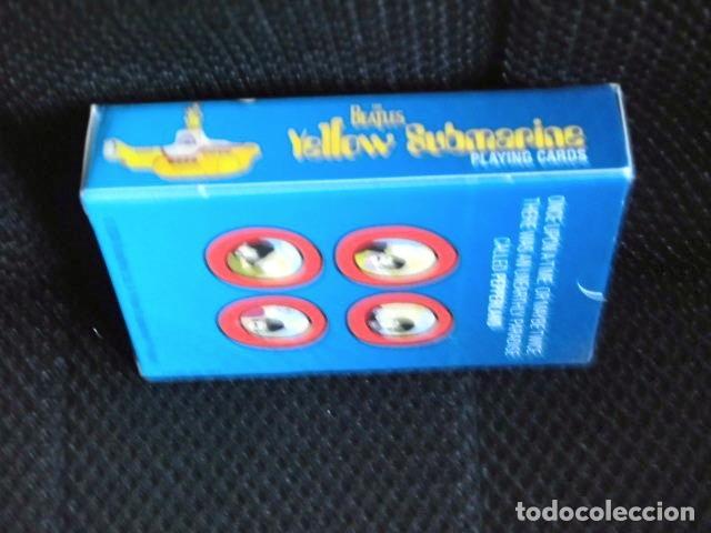 Barajas de cartas: BEATLES JUEGO COMPLETO NUEVO CARTAS NAIPES JUEGOS DE MESA ORIGINAL - Foto 3 - 103492191