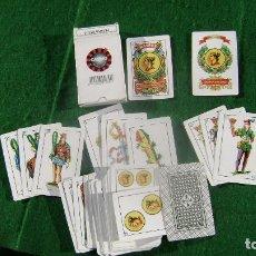 Barajas de cartas: RARA BARAJA IMITACION COMAS MARCA CASINO VER FOTOS CN 3. Lote 103507887