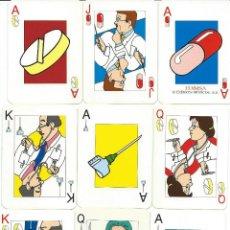 Barajas de cartas: BARAJA ESPAÑOLA ESPECIAL EDIMSA- AÑO 1990. Lote 103616347