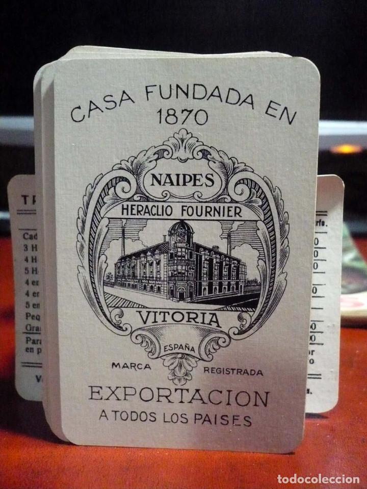 Barajas de cartas: WHIST , CARTAS VIUDA E HIJOS FOURNIER - Foto 4 - 103632947