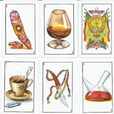 Barajas de cartas: BARAJA ESPAÑOLA ESPECIAL JUEGA AL MUS DE SEGUROS 86-AÑO 1986. Lote 103636787