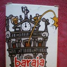 Mazzi di carte: CARTAS. LA BARAJA DE LOS SANFERMINES, SAN FERMÍN. PAMPLONA. DIARIO DE NAVARRA. NUEVA SIN USO. Lote 103979386