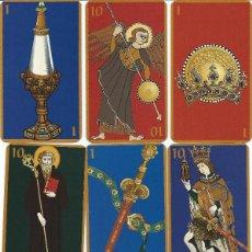 Barajas de cartas: BARAJA ESPAÑOLA MUSEO DE ARTE DE CATALUÑA-AÑO 2006. Lote 103882639