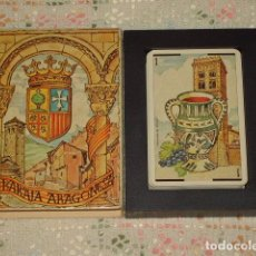 Barajas de cartas: BARAJA ARAGONESA.. Lote 103884107