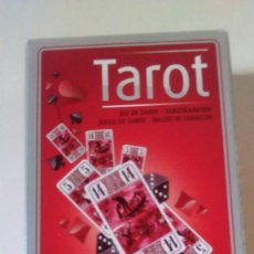 Barajas de cartas: BARAJA TAROT GRIMAUD 78 CARTAS. MADE IN FRANCE. Lote 103919191