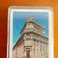 Barajas de cartas: BARAJA DE CARTAS HERACLIO FOURNIER PUBLICIDAD BANCO CENTRAL SU BANCO AMIGO - PRECINTADA VITORIA. Lote 103920815