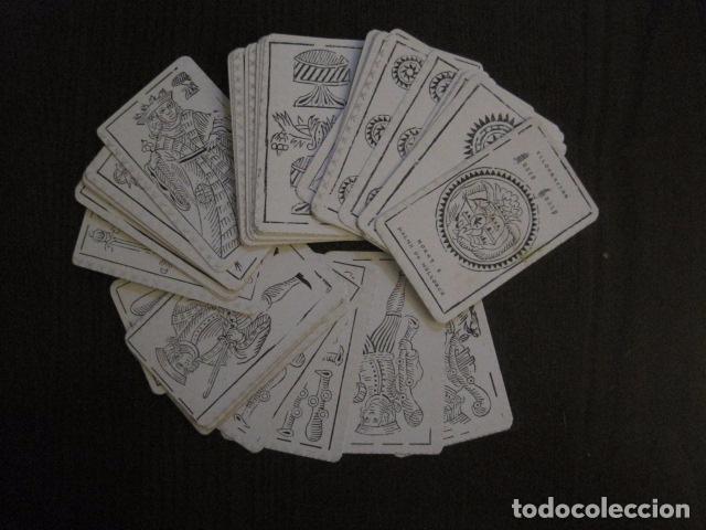 BARAJA CARTAS -XILOGRAFIAS GUASP-PALMA DE MALLORCA - COMPLETA -VER FOTOS -(V-12.694) (Juguetes y Juegos - Cartas y Naipes - Otras Barajas)