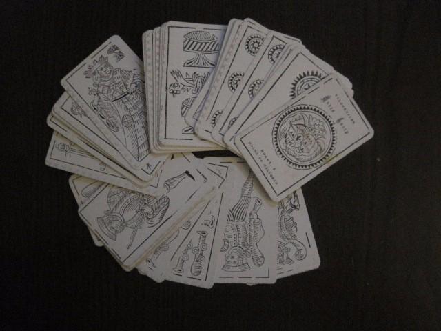 Barajas de cartas: BARAJA CARTAS -XILOGRAFIAS GUASP-PALMA DE MALLORCA - COMPLETA -VER FOTOS -(V-12.694) - Foto 2 - 104055643