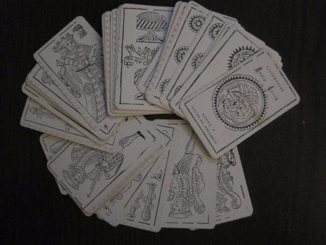 Barajas de cartas: BARAJA CARTAS -XILOGRAFIAS GUASP-PALMA DE MALLORCA - COMPLETA -VER FOTOS -(V-12.694) - Foto 3 - 104055643