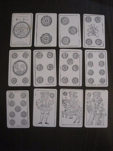 Barajas de cartas: BARAJA CARTAS -XILOGRAFIAS GUASP-PALMA DE MALLORCA - COMPLETA -VER FOTOS -(V-12.694) - Foto 6 - 104055643