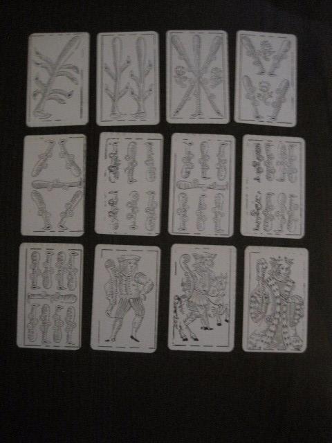 Barajas de cartas: BARAJA CARTAS -XILOGRAFIAS GUASP-PALMA DE MALLORCA - COMPLETA -VER FOTOS -(V-12.694) - Foto 13 - 104055643