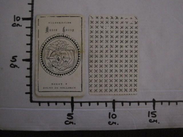 Barajas de cartas: BARAJA CARTAS -XILOGRAFIAS GUASP-PALMA DE MALLORCA - COMPLETA -VER FOTOS -(V-12.694) - Foto 15 - 104055643
