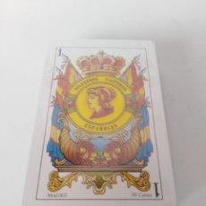 Barajas de cartas: BARAJA ESPAÑOLA NUEVA. Lote 104140618