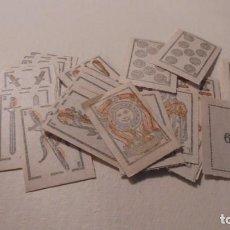Barajas de cartas: ANTIGUA BARAJA ESPAÑOLA DE MINIATURA - 48 CARTAS - 3,5X2,5 CM.PARTE POSTERIOR Nº 65 . Lote 104185303