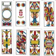 Barajas de cartas: BARAJAS TREVISANE Y MILANESI DE DAL NEGRO. Lote 104397523