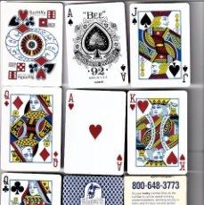 Barajas de cartas: BARAJA POKER DE HARRAH'S. Lote 104399775