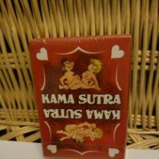 Barajas de cartas: JUEGO DE CARTAS KAMASUTRA. Lote 104467694