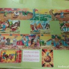 Barajas de cartas: BARAJA DE CARTAS EL JUEGO DE LA CIZAÑA ASTERIX - EDICIONES RECREATIVAS AÑO 1972. Lote 104528519