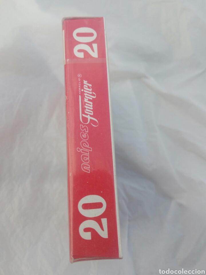 Barajas de cartas: Baraja póker Españoln'20 ,nuevo sin abrir. - Foto 3 - 104597354