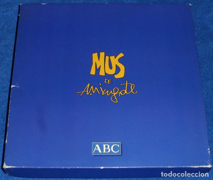 MUS - MINGOTE - ABC ¡PRECINTADO! (Juguetes y Juegos - Cartas y Naipes - Baraja Española)