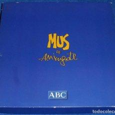 Barajas de cartas: MUS - MINGOTE - ABC ¡PRECINTADO!. Lote 104638555