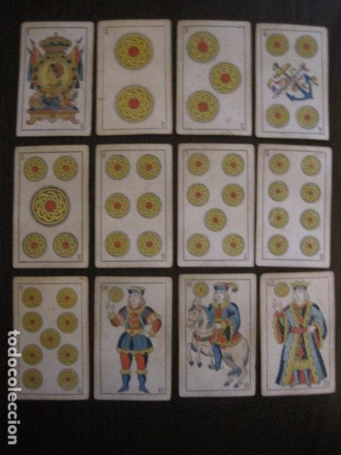 Barajas de cartas: BARAJA TORRAS Y LLEO - BARCELONA - COMPLETA 48 CARTAS - VER FOTOS - (V-12.854) - Foto 3 - 105191299