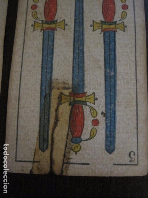 Barajas de cartas: BARAJA TORRAS Y LLEO - BARCELONA - COMPLETA 48 CARTAS - VER FOTOS - (V-12.854) - Foto 9 - 105191299